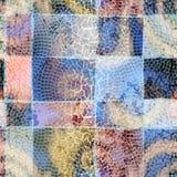 Vintage grunge pattern Royalty Free Stock Image