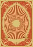 Vintage Grunge Poster Background Stock Image