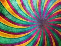 Grunge rays background Stock Image