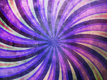 Grunge rays purple background Stock Photo