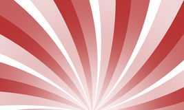 Vintage grunge red radial lines background. Royalty Free Stock Photo