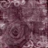Vintage Grunge Scrapbook Background Royalty Free Stock Photos