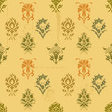 Vintage grunge seamless background pattern Stock Photo