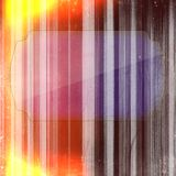 Vintage grunge striped glass paper background Royalty Free Stock Photo