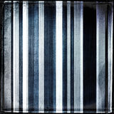 Vintage grunge striped paper background Stock Images