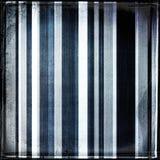 Vintage grunge striped paper background Stock Images