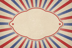 July 4th Templaet Backgrounds Royalty Free Stock Photography