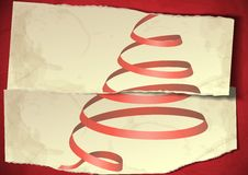 Vintage, Grungy New Year, Christmas Background. Stock Images