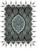 Vintage grungy ottoman turkish vector design Stock Images