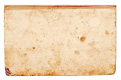 Vintage grungy paper, dirty. Royalty Free Stock Photography