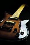 Vintage Guitar Stock Image