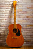 Vintage guitar Stock Images