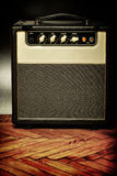 Vintage Guitar Amplifier Royalty Free Stock Photos
