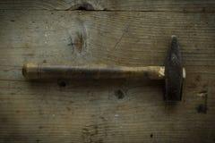 Vintage hammer Stock Photos
