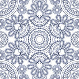 Vintage hand drawn background Stock Photography