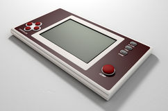 Vintage Handheld Video Game Royalty Free Stock Images