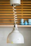 Vintage hanging lamp Stock Images