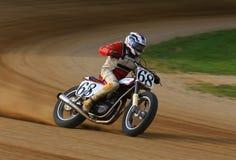 Vintage Harley Davidson Royalty Free Stock Image