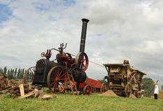 Free Vintage Harvest Scene Stock Photography - 3009992