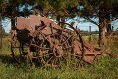 Vintage Harvester Stock Photos