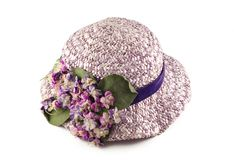 Vintage Hat Royalty Free Stock Photography