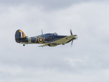 Vintage Hawker Hurricane royalty free stock images