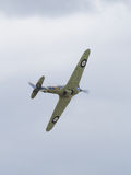 Vintage Hawker Hurricane royalty free stock image