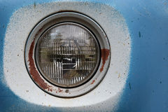 Vintage headlight Royalty Free Stock Photos