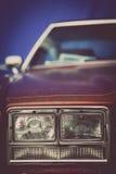 Vintage headlight Stock Image