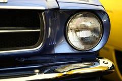 Vintage headlight Royalty Free Stock Photo