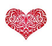 Vintage heart Royalty Free Stock Photos