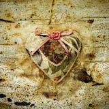 Vintage heart Stock Image
