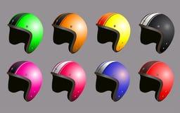 Vintage Helmet Vector Stock Photos