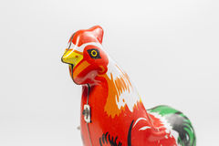 Vintage hen toy. Since 1950s Royalty Free Stock Photo