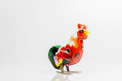 Vintage hen toy. Since 1950s Royalty Free Stock Image