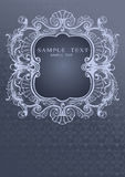 Vintage High Ornate Cover Royalty Free Stock Photos