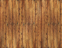 Vintage high quality massive wooden planks Stock Image
