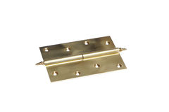 Vintage hinges Stock Photography