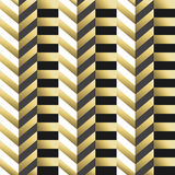 Vintage hipster rhombus background in gold Royalty Free Stock Images