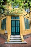 Vintage Ho Chi Minh's Residence Stock Photo