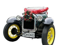 Vintage Ho Ho Ho Royalty Free Stock Photos