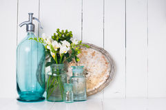 Vintage home decor Stock Photography