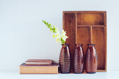 Vintage home decor Royalty Free Stock Photo