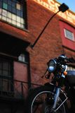 Cafe Racer stock images