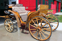 Vintage Horse Buggy Royalty Free Stock Images