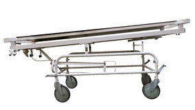 Vintage Hospital Stretcher Stock Images