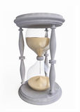 Vintage Hourglass Stock Images