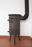 Vintage house cooking stove in a kitchen Stock Images