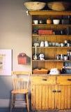 Vintage Hutch Stock Images
