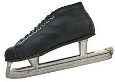 Vintage ice skate Royalty Free Stock Images